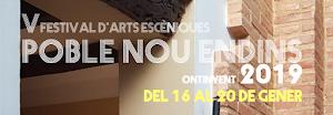 FESTIVAL D'ARTS ESCÈNIQUES