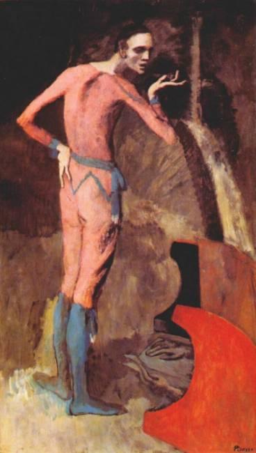 Picasso, Acteur, MET