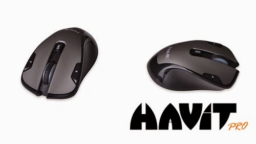 HAVIT HV Wireless Mouse #Giveaway. Ends 10/13.