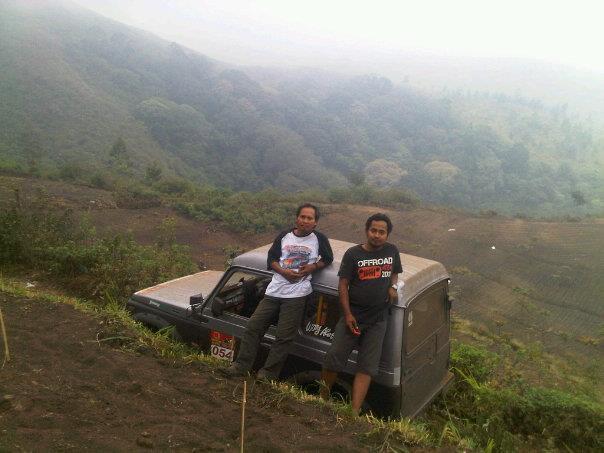 Gunung mujur