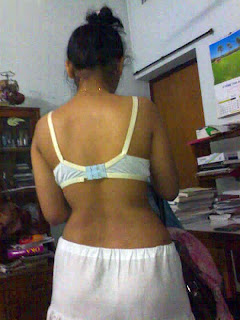 Bangladeshi Girl in Bra