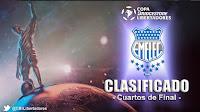 emelec clasifico cuartos final copa libertadores