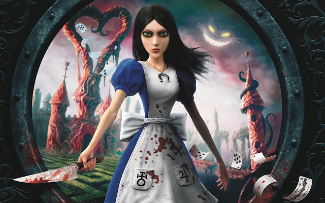 Alice Madness Returns Game free download full version