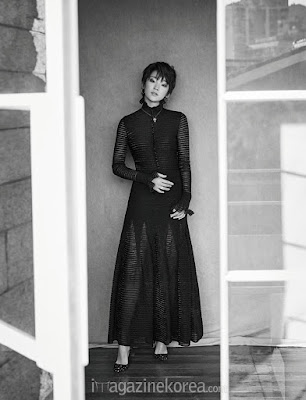 Park So Dam - Harper's Bazaar Magazine January Issue 2016