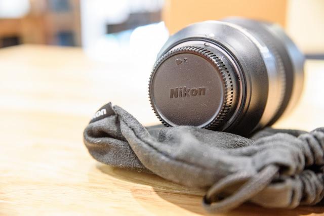 Nikkor 85mm f1.8 Nikon