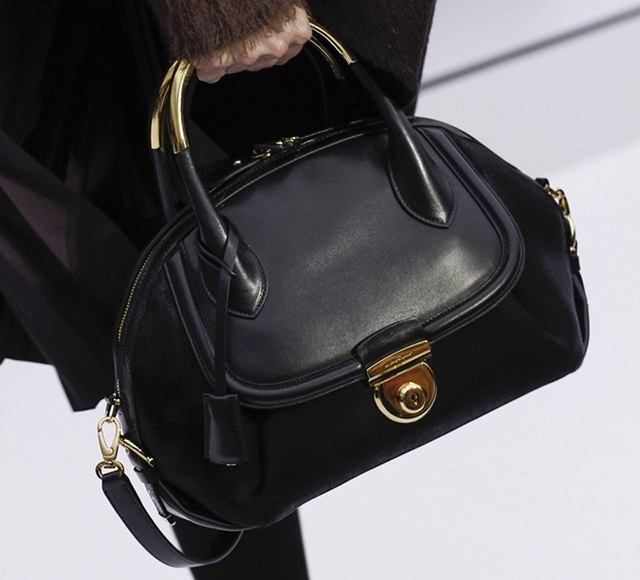 Salvatore Ferragamo's Debuts the Fiamma Bag for Fall 2014