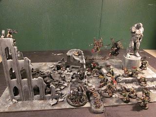 Warhammer 40k Terrain Pieces
