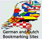 Top German and Dutch Bookmarking Sites List