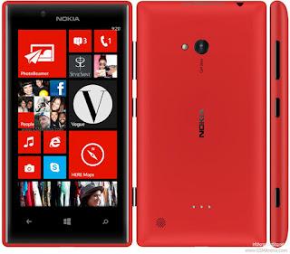 Spesifikasi Nokia Lumia 720 Terbaru Harga Maret 2013