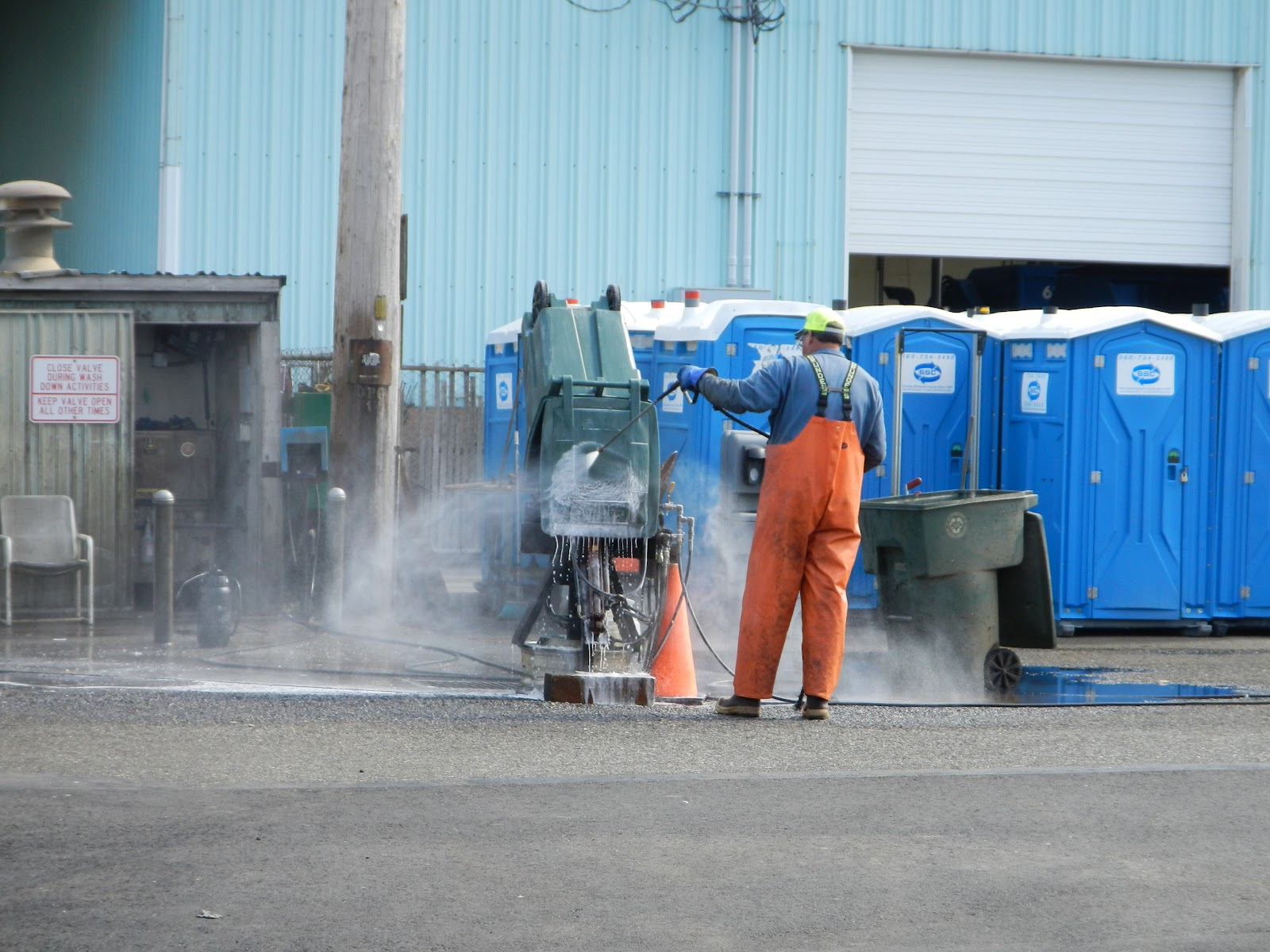 Sanitary Service Bellingham : North sound baykeeper sanitary service company is a