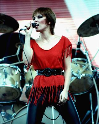 Pat Benatar 80s Fashion Her career began to take