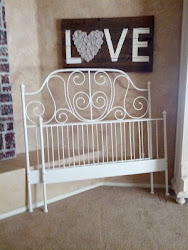 Full size bed frame- Sold
