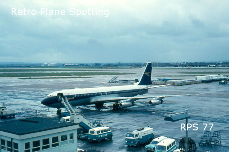 Retro Plane Spotting With Uncle Roger Heathrow Arrivals
