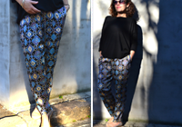 Sewing Pattern: Suzy Pant