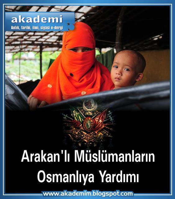 Arakan'lı Müslümanların Osmanlıya Yardımı