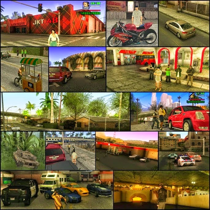 GTA Extreme Indonesia Screenshot