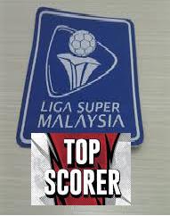 top scorer Liga Super Malaysia 2015