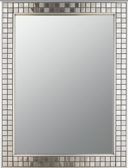 Bathroom Mirrors Brushed Nickel quoizel's new vetreo collection | the tile shop: designkirsty