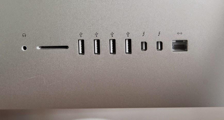 количество поротов iMac Retina 5K