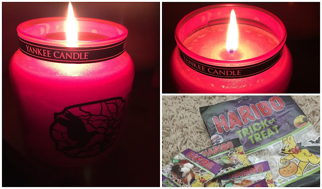 Yankee Candle Candy Corn Candle