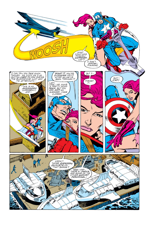 Captain America (1968) Issue #365 #298 - English 6