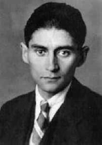 Φραντς Κάφκα ( 1883-1924 , Τσέχος συγγραφέας)