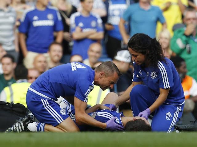 Ação de médica do Chelsea segue suscitando polêmicas e será alvo de avaliação da Fifa (Foto: Divulgação/AFP)