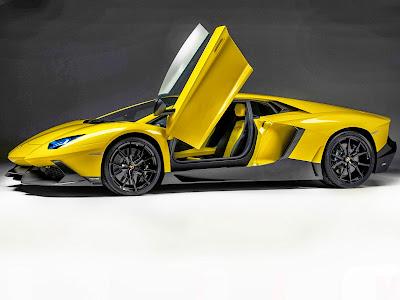 Lamborghini-Aventador-Anniversario