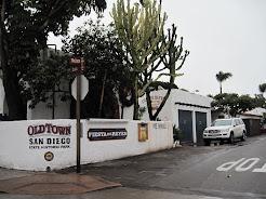 Old Town 聖地牙哥古城
