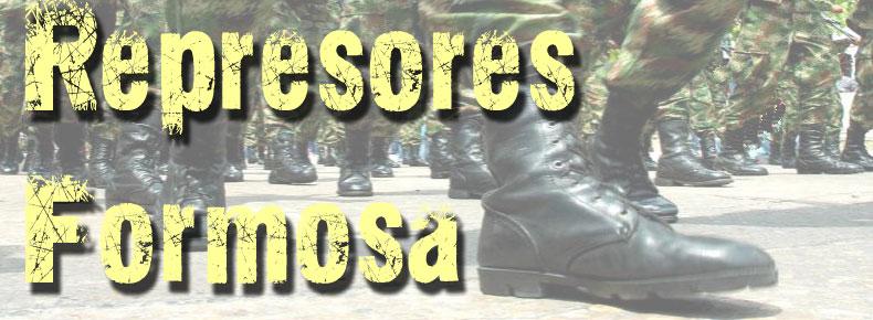 Represores Formosa