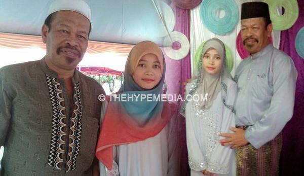 TERBONGKAR Siapa Sebenarnya Anak Murid Kahwin Guru 52 Tahun Terjawab