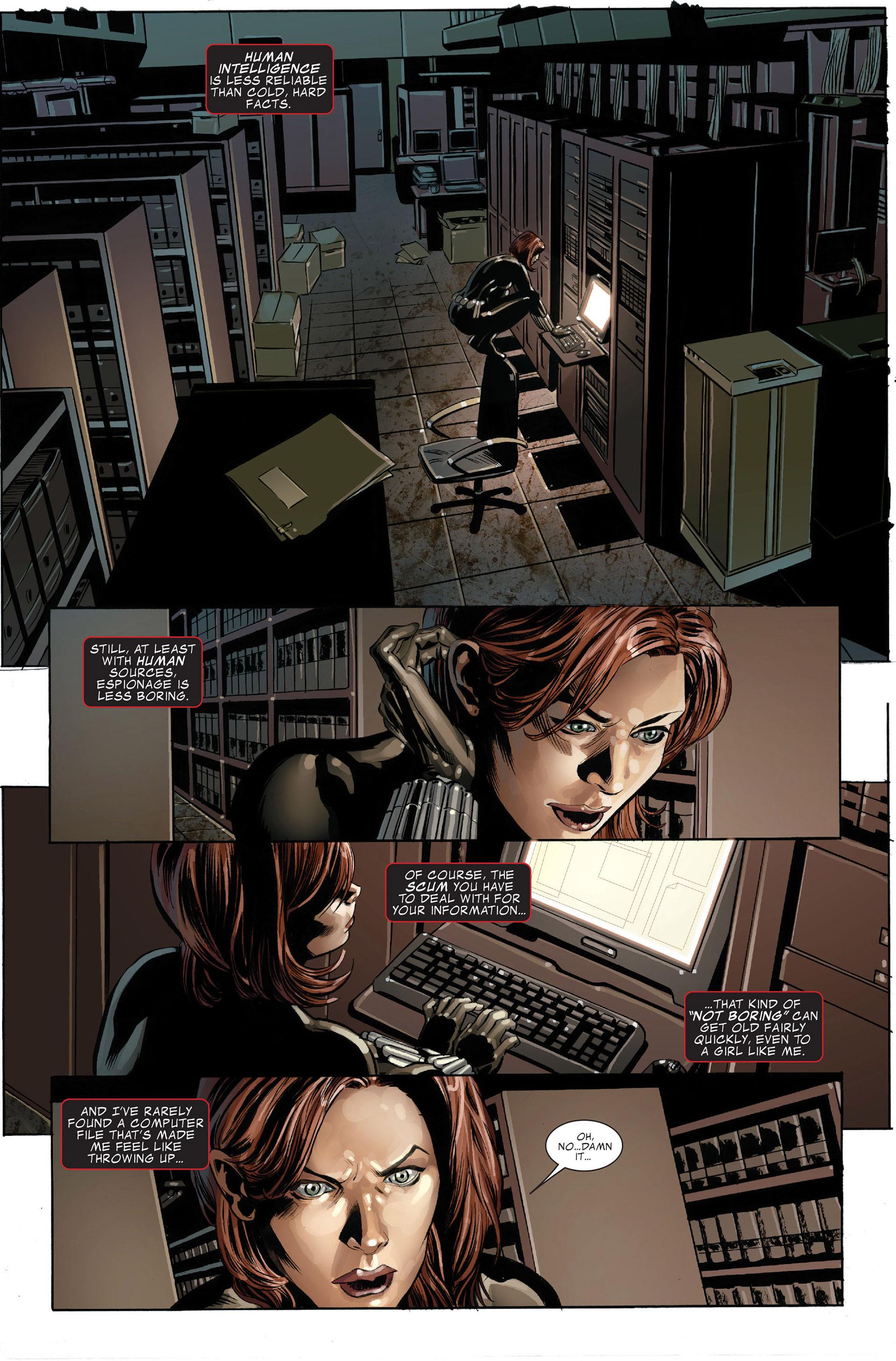 Captain America (2005) Issue #45 #45 - English 13
