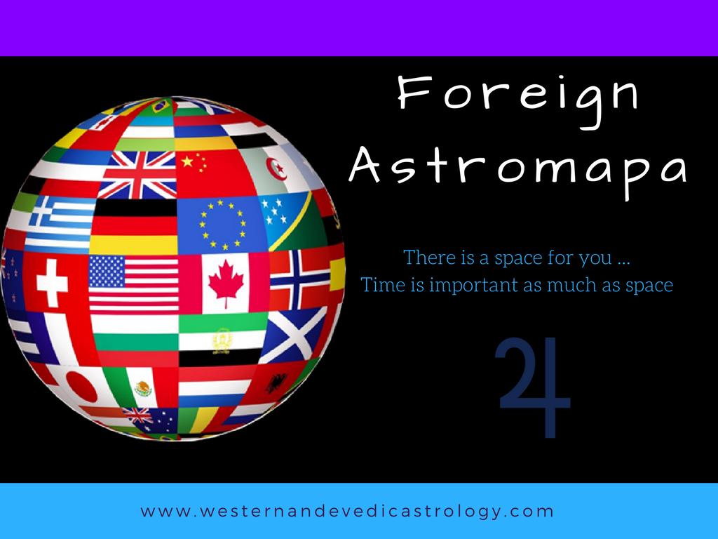 Astrocartography Report
