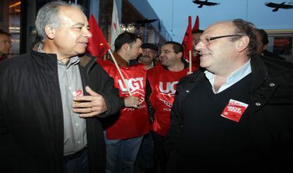 Portugal: UGT e CGTP reúnem-se segunda-feira para avaliar greve geral - João Proença
