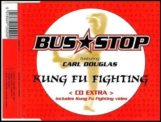 Bus Stop Feat. Carl Douglas - Kung Fu Fighting (1998)
