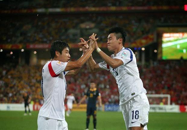 Piala Asia : Australia 0-1 Korea Selatan