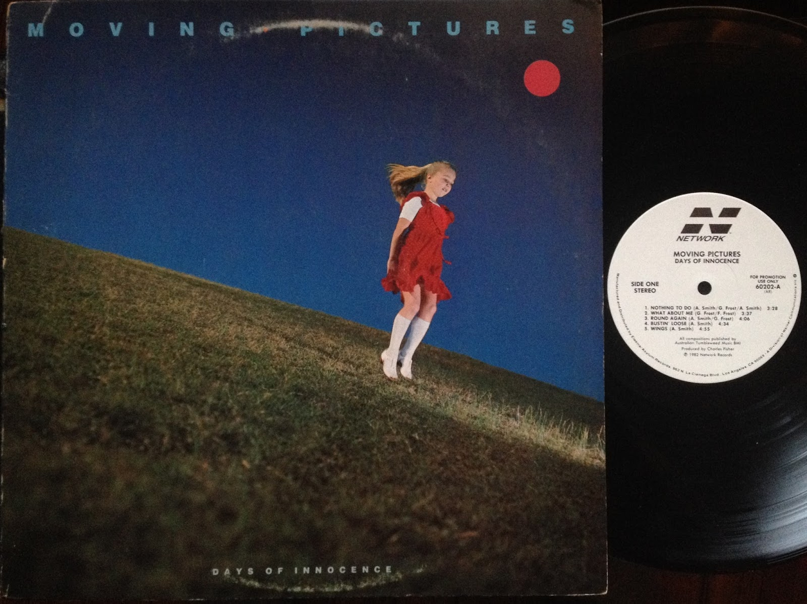 Rush - Moving Pictures Remastered