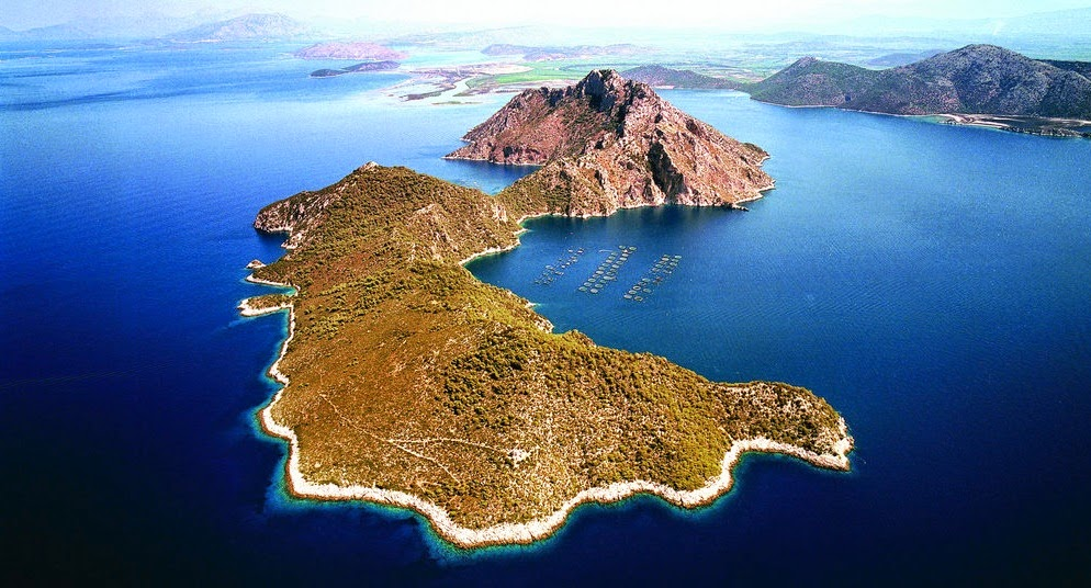 Греция остров