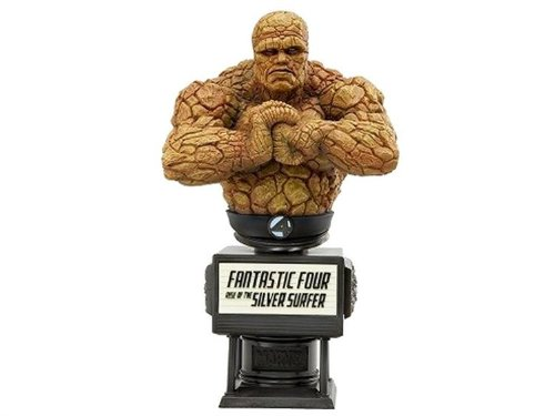Thing (Marvel Comics) Character Review - Fine Art Bust Product