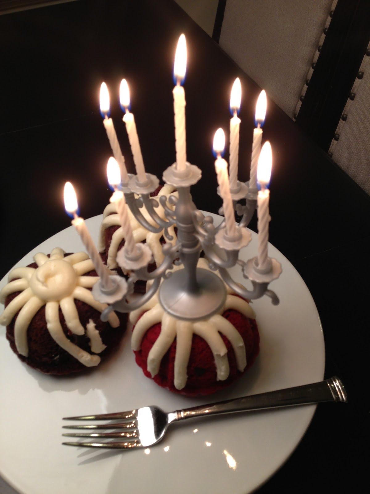 Life After Baseball Bundt Cakes Candelabras