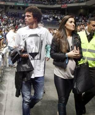 Ana Sofía Moreira, mujer de Pepe (Real Madrid)