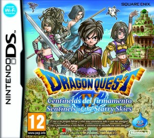 Dragon Quest IX: Sentinels of the Starry Skies nds free