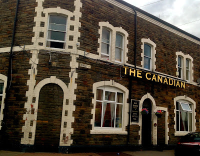 The Canadian, Splott, Hangfire Smokehouse