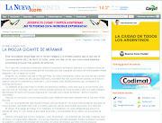 Diversos medios de comunicación de todo el país, junto con agencias . diario lnp huevo pascua mar