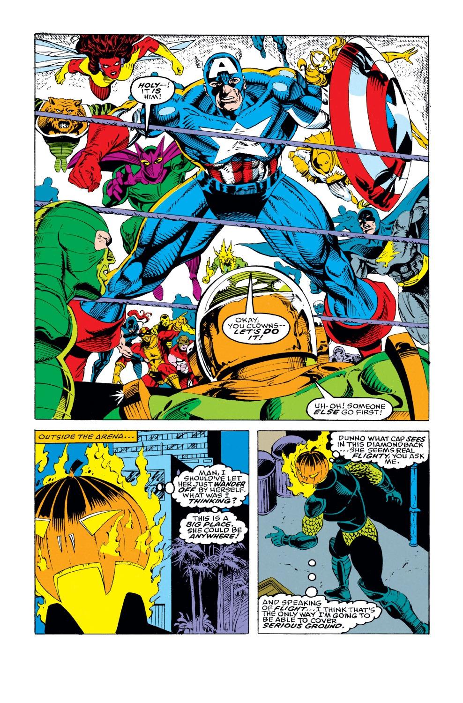 Captain America (1968) Issue #412 #361 - English 18