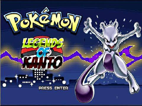 Pokemon Legends Of Kanto
