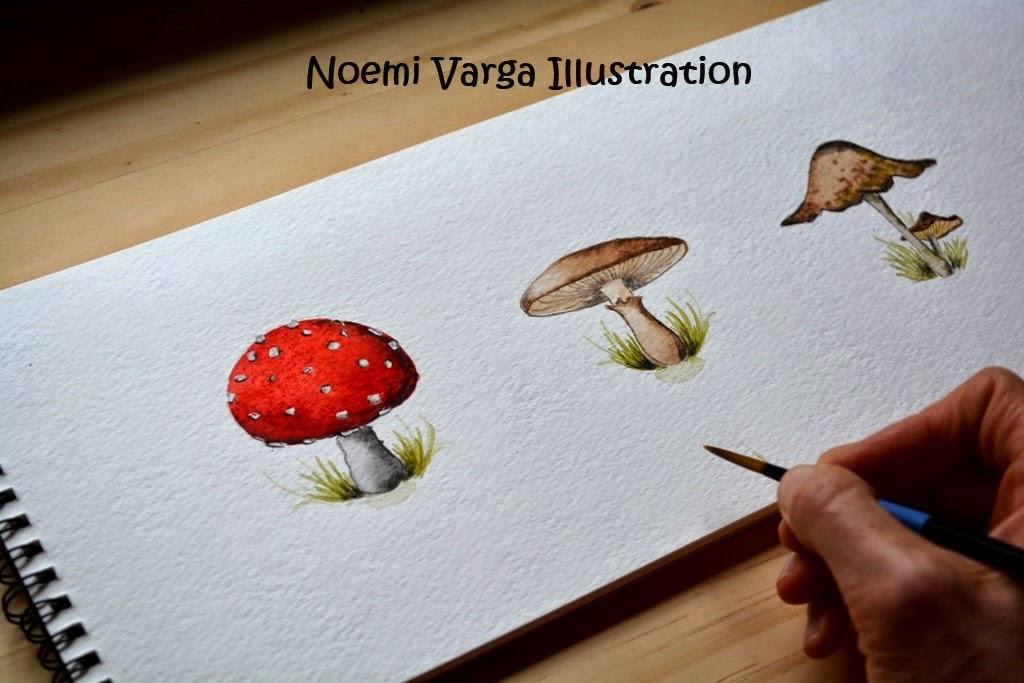 Noemi's Polkadot Forest