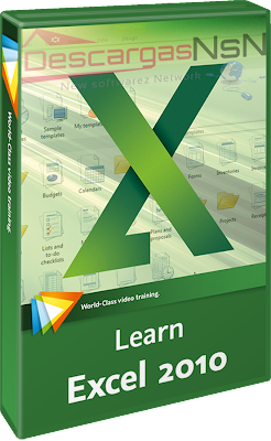 Video2Brain: Learn Excel 2010 (2013)