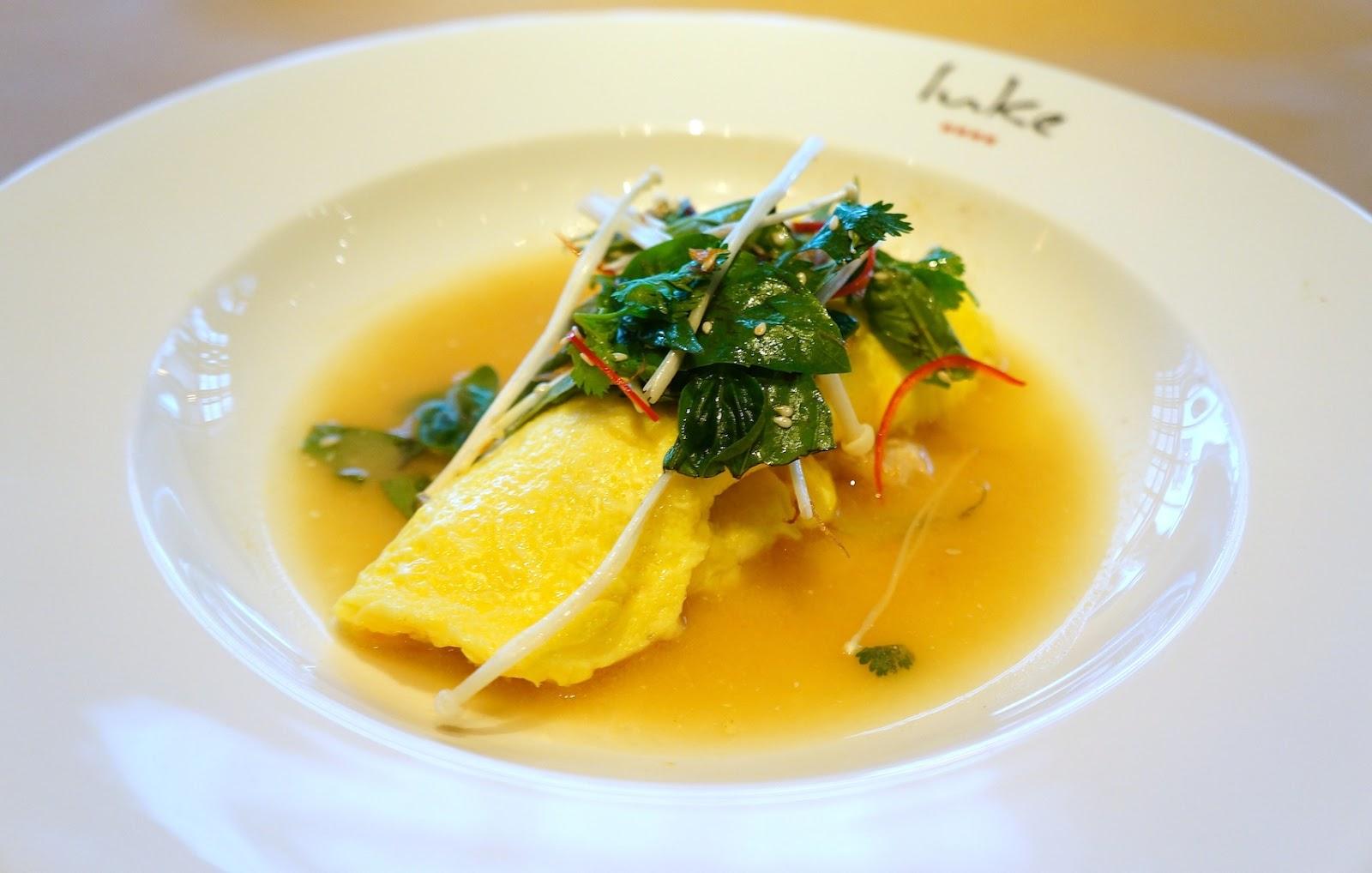 lemon crab salad omelet recipes dishmaps crab salad omelet recipes ...