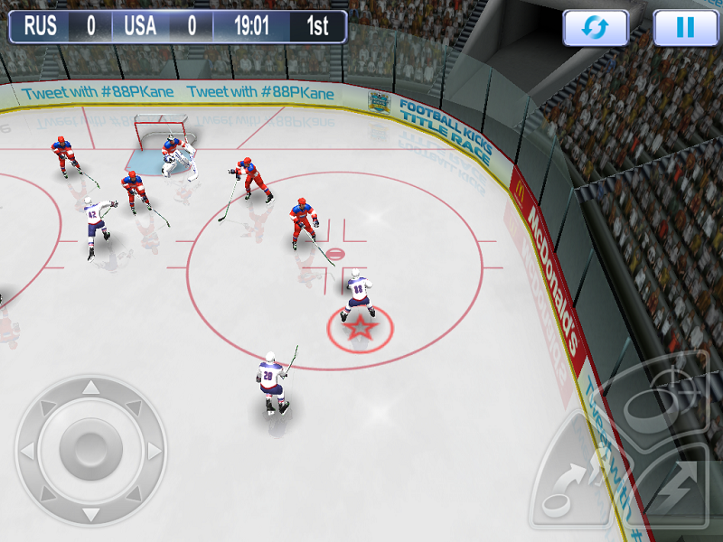 Patrick Kane's Winter Games for android